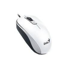 Мышь проводная Genius DX-110 белый [31010116102]