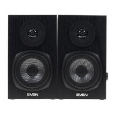 Колонки Sven SPS-575 2.0 черный 6Вт