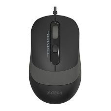 Мышь проводная A4tech Fstyler FM10 черный/серый [FM10 GREY]