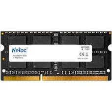 Модуль памяти Netac Basic SO-DIMM DDR4 8ГБ 2666MHz [NTBSD4N26SP-08]