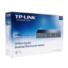 Коммутатор TP-Link TL-SG1024D Коммутатор 24-port Gigabit Switch