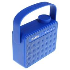 Портативная акустика SVEN PS-72, синий [SV-016081]