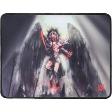 Игровой коврик  Defender Angel of Death M 360x270x3 мм, ткань+резина Defender Игровой коврик Angel o