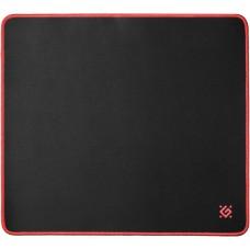 Игровой коврик Black XXL 400x355x3 мм, ткань+резина Defender