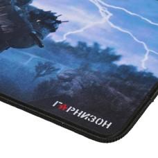Коврик для мыши Гарнизон GMP-100, игровой, дизайн-  игра Survarium, ткань/резина, размеры 200 x 250 x 3 мм