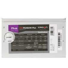 Блок питания CROWN MICRO CM-PS450W PLUS [CM-PS450W PLUS OEM]