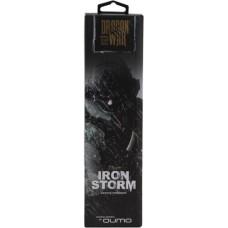 Коврик Qumo Iron Storm для мыши, 280*230*3 mm