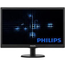 """Монитор PHILIPS 193V5LSB2 (10/62) 18.5"""", черный [193v5lsb2/10]"""
