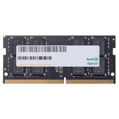 Модуль памяти Apacer DDR4 8GB 2666МГц SO-DIMM [ES.08G2V.GNH]