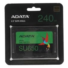 SSD диск 2.5 240GB ADATA Ultimate SU650 [ASU650SS-240GT-R]