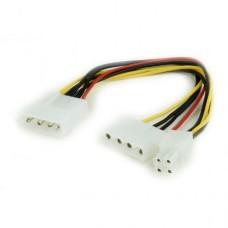 Разветвитель питания Cablexpert Molex -> Molex + CPU 4-pin [CC-PSU-4]