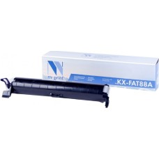 Картридж NV Print Panasonic KX-FAT88A черный для KX/FL-403/413