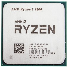 Процессор AMD Ryzen 5 3600 OEM [100-000000031]