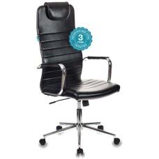 Кресло руководителя Бюрократ Chair Brt KB-9N/ECO/BLACK [140275]