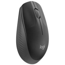 Мышь беспроводная Logitech M190 черный [910-005905]