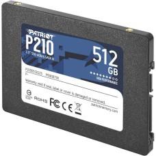 SSD диск 2.5 512Gb Patriot P210 [P210S512G25]