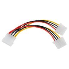 Разветвитель питания Cablexpert Molex -> 2xMolex [CC-PSU-1]
